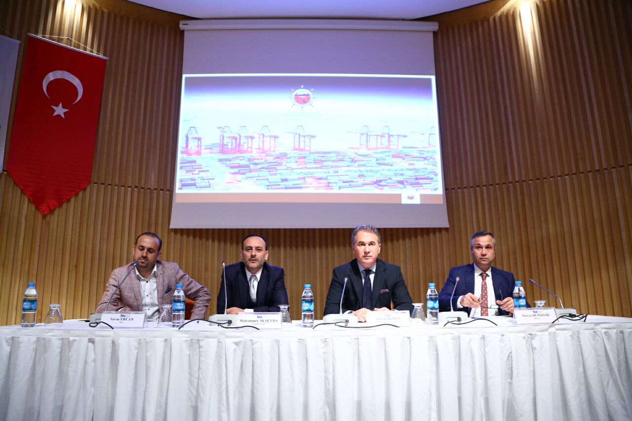 Turkish Exporters Assembly -Logistics Problems of Turkish Exporters Meeting