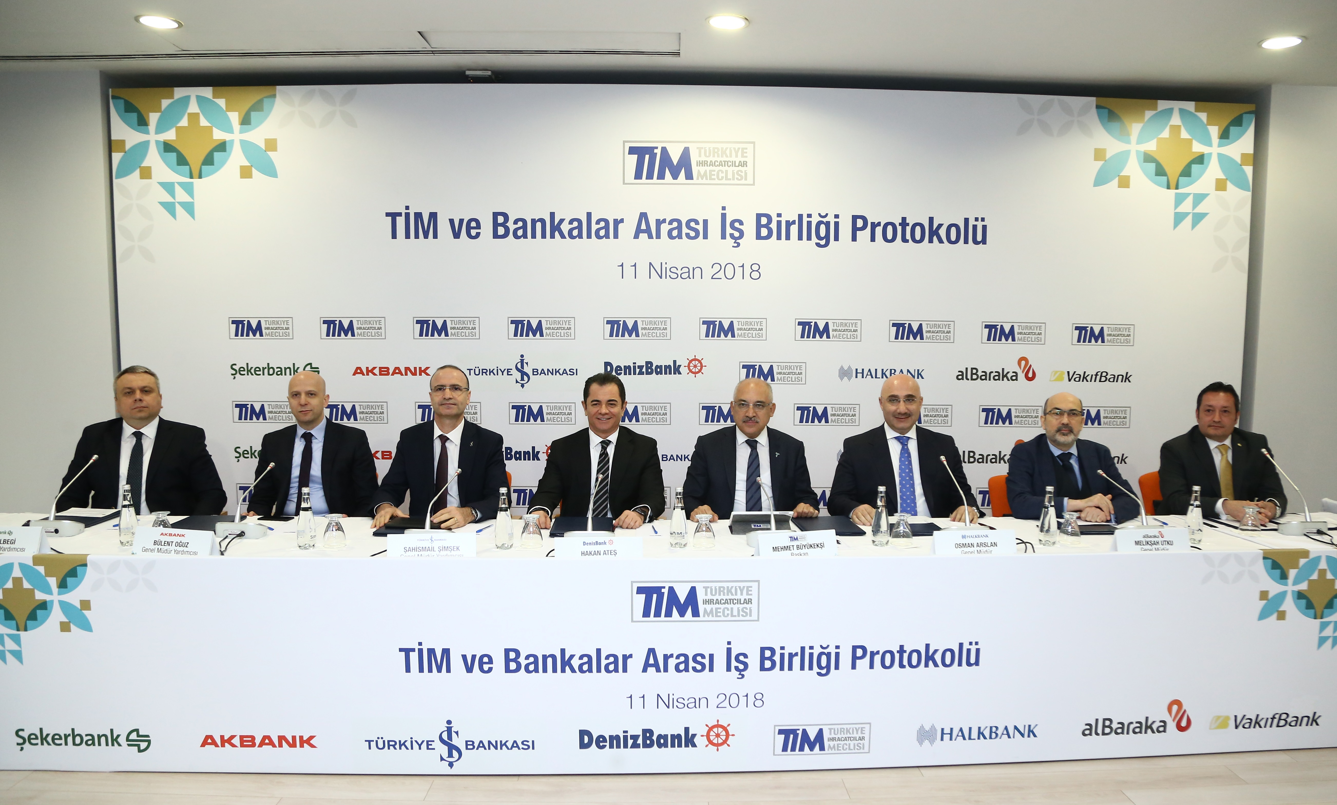 TURKISH EXPORTERS' ASSEMBLY ENTERED INTO COLLABORATION WITH SEVEN MAJOR BANKS