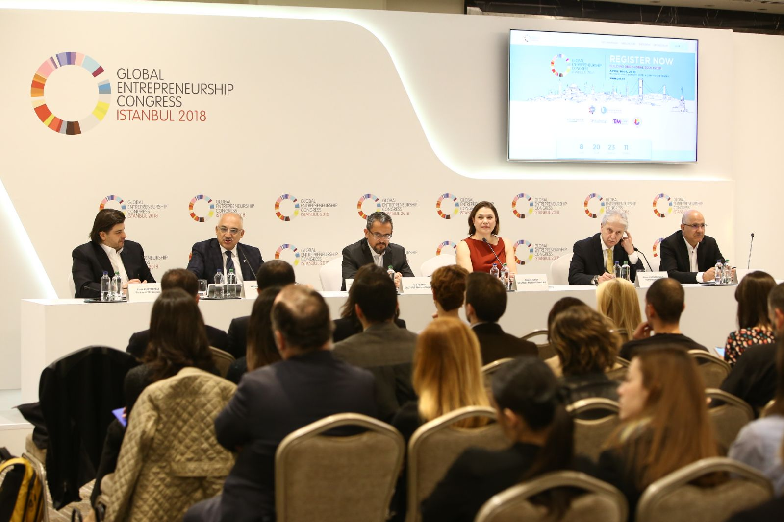 İstanbul is Ready for 10th Global Entrepreneurship Congress