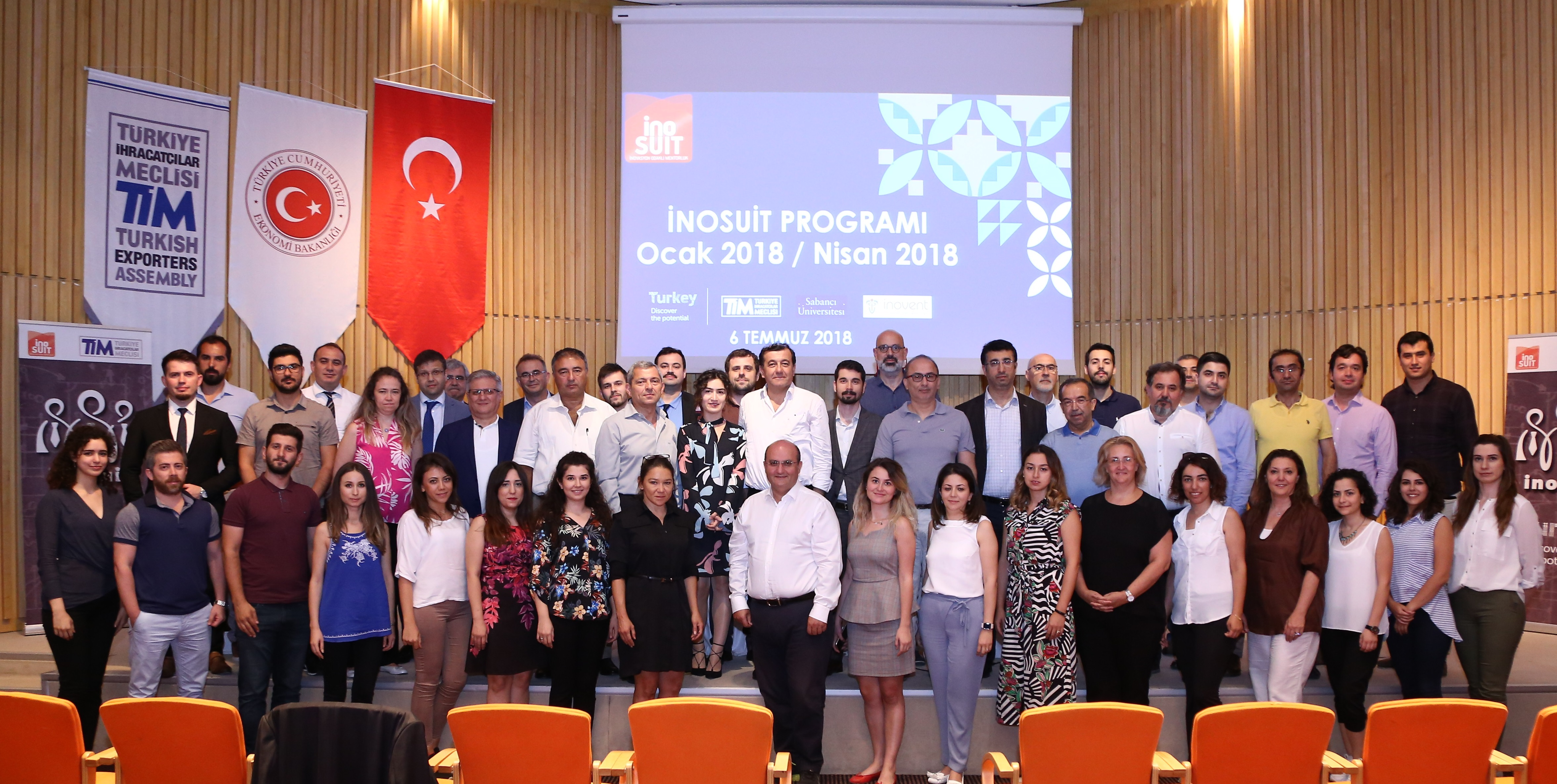 InoSuit - Innovation Focused Mentorship Program Knowledge and Experience Sharing Gathering was Held at TİM