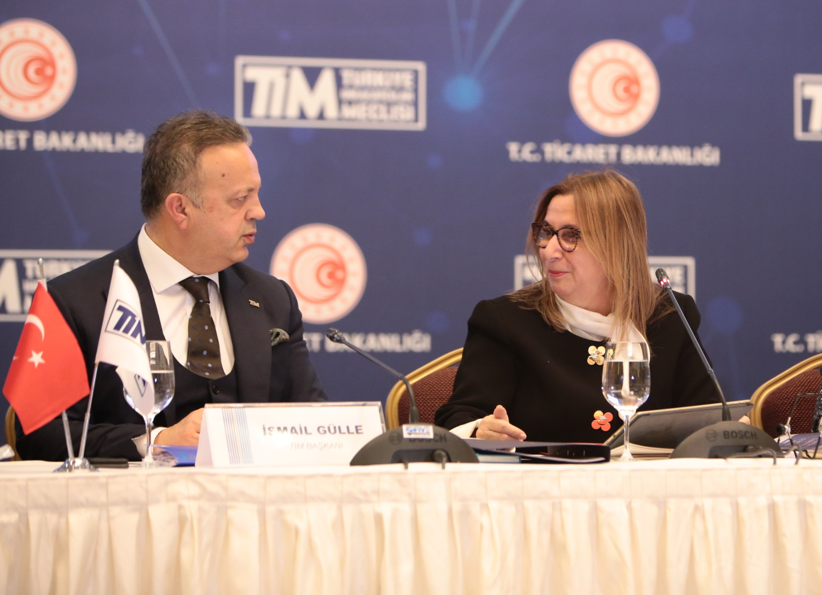 TİM CHAIRMAN GÜLLE: 3.1 BILLION DOLLAR PROGRAMME IS CRUCIAL FOR EXPORT TARGETS