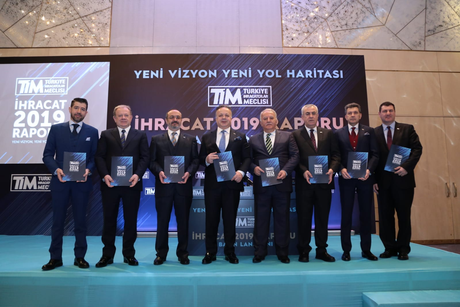 "TİM Revealed the ""Export 2019 Report"""