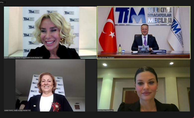 "TİM ""Women Export Talks"" Started with the Theme of ""How Did We Start Exporting, How Did We Succeed?"""