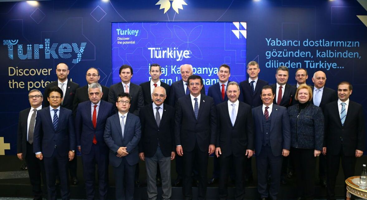 Turkey's friends will talk to the world about the country's potential…